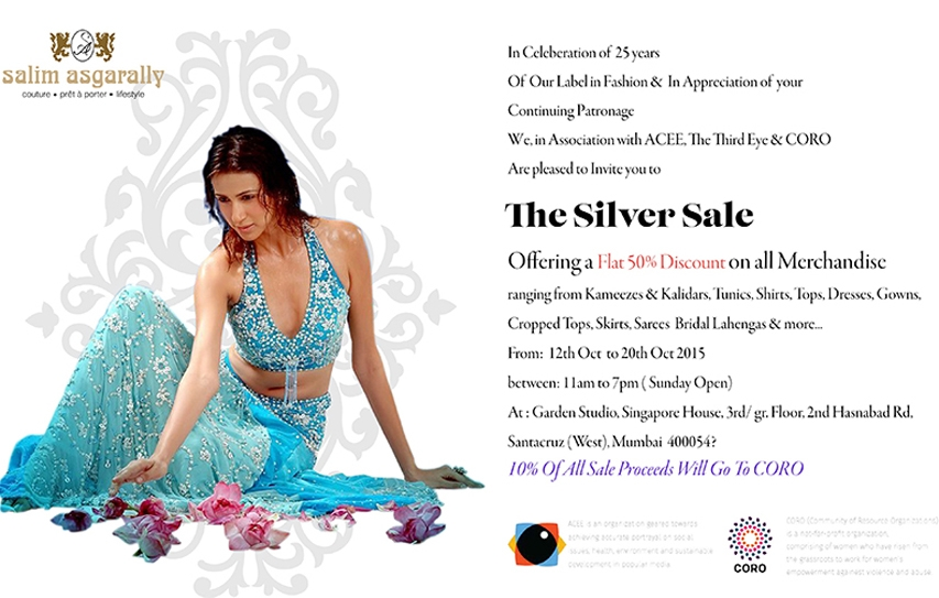 Salim Asgarally Silver Sale! 2 Days Remaining!