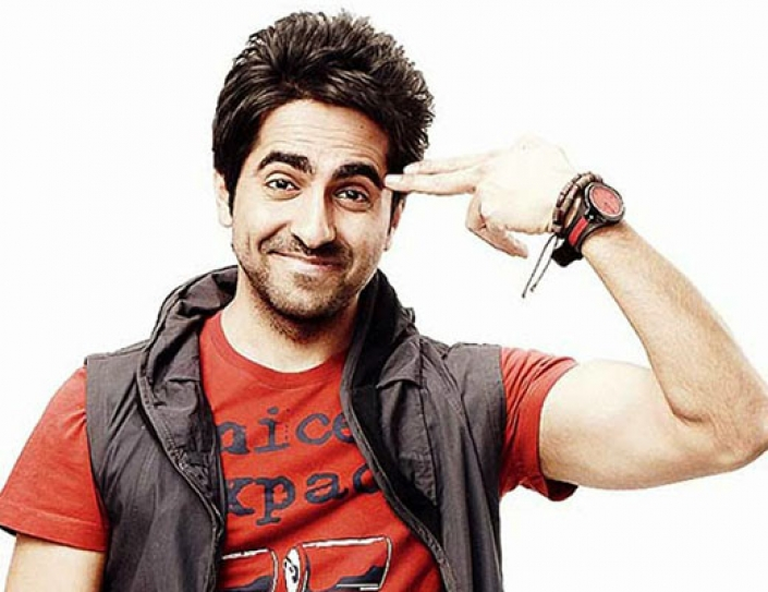 Ayushmann Khuranna Supports Thespo.