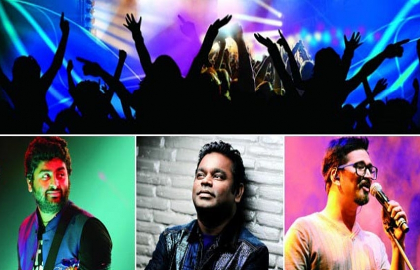 Are music festivals getting Bollywood-ised?