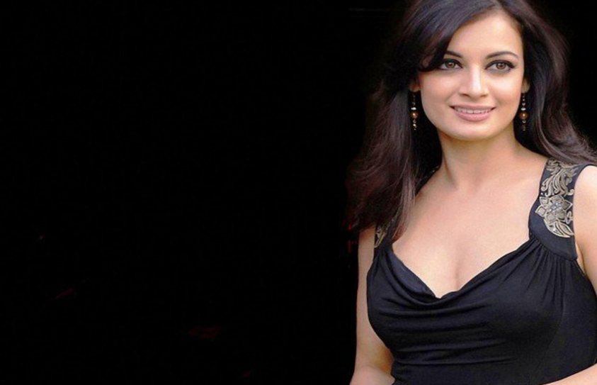 Embarrassing That Bollywood Puts Women In A Stereotype: Dia Mirza