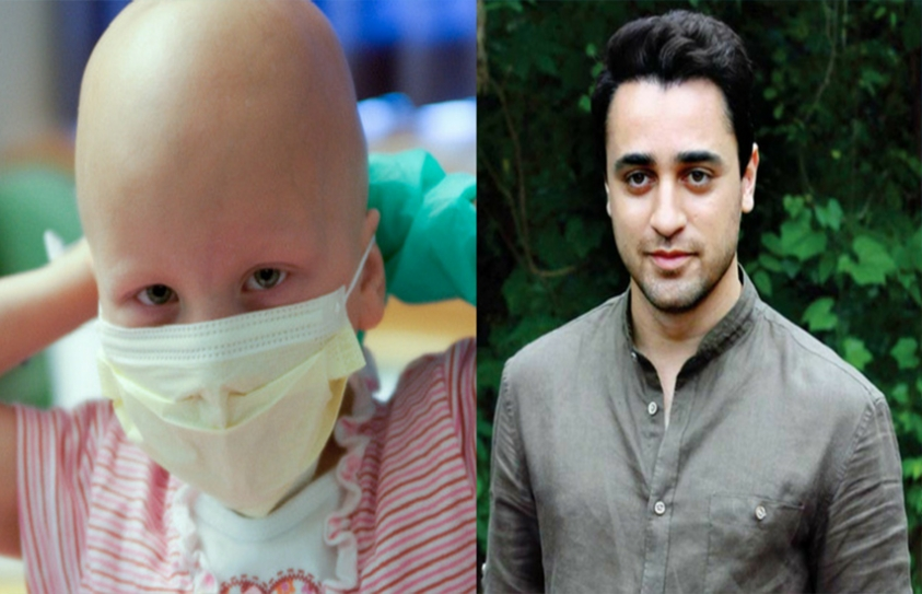 Imran Khan Bats For Treatment Of Cancer-Stricken Girl Child