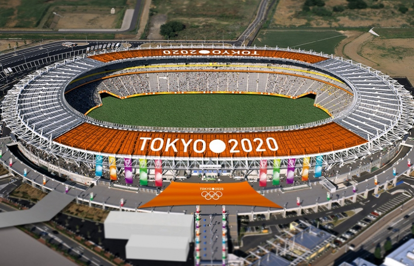 Activists: Tokyo's Sustainable Olympics Is Being Built With Wood From Rainforest's