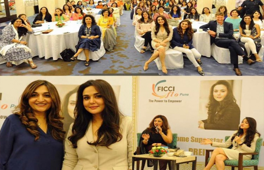 Preity Zinta Delivers A Powerful Message On Women Safety At An Event