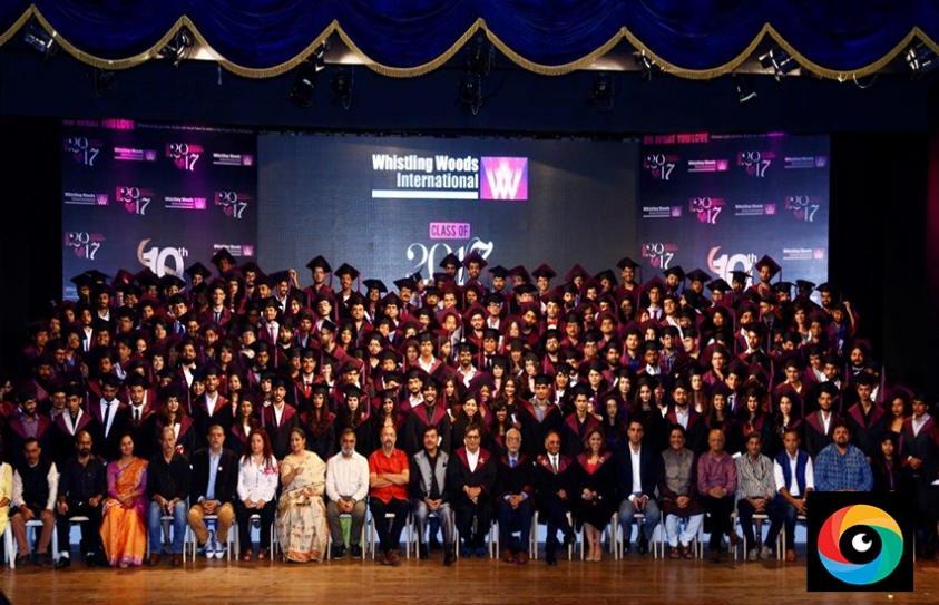 Whistling Wood International celebrates its 10th Annual Convocation