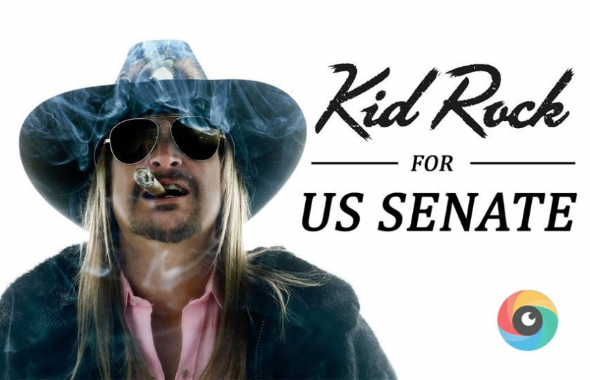 Kid Rock for US Senate?