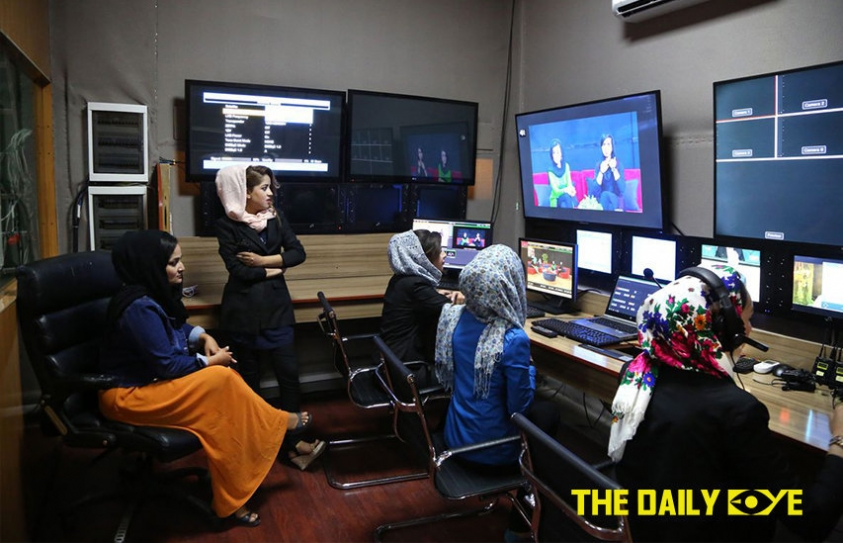 All-Women TV Channel Zan TV Makes Waves in Afghanistan
