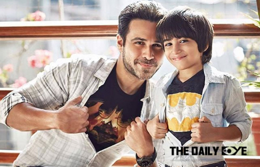 Emraan Hashmi Lends Support to #1SmallStep