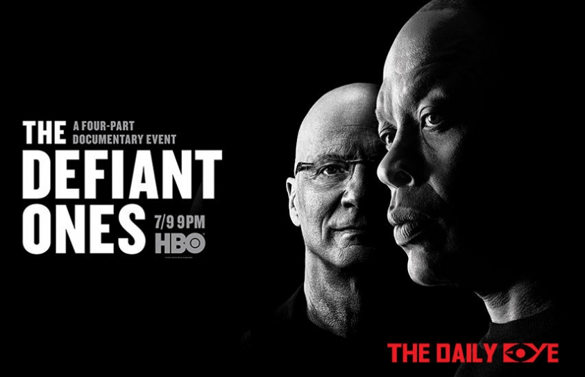 The Defiant Ones: Absorbing docu-series on Dr. Dre and Jimmy Lovine