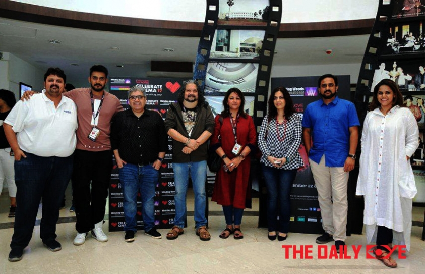 Over 5000 Media Enthusiasts Witnessed the Action-Packed Two Days of Celebrate Cinema 2017 at Whistling Woods International