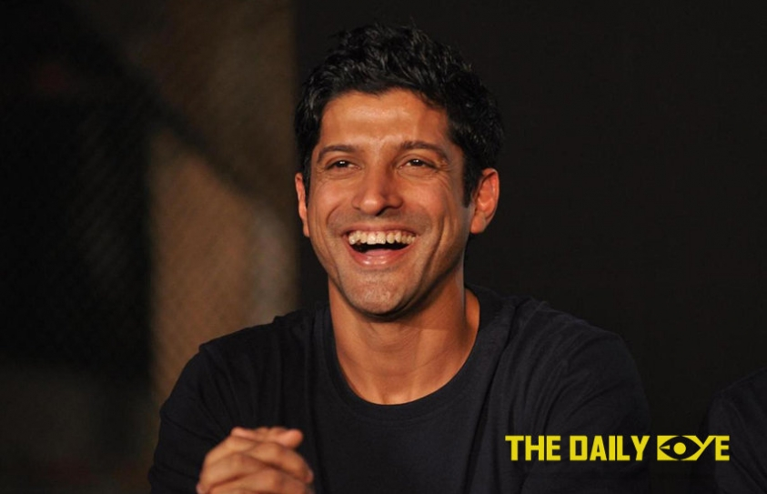 Farhan Akhtar says that there is nothing negative about being HIV Positive