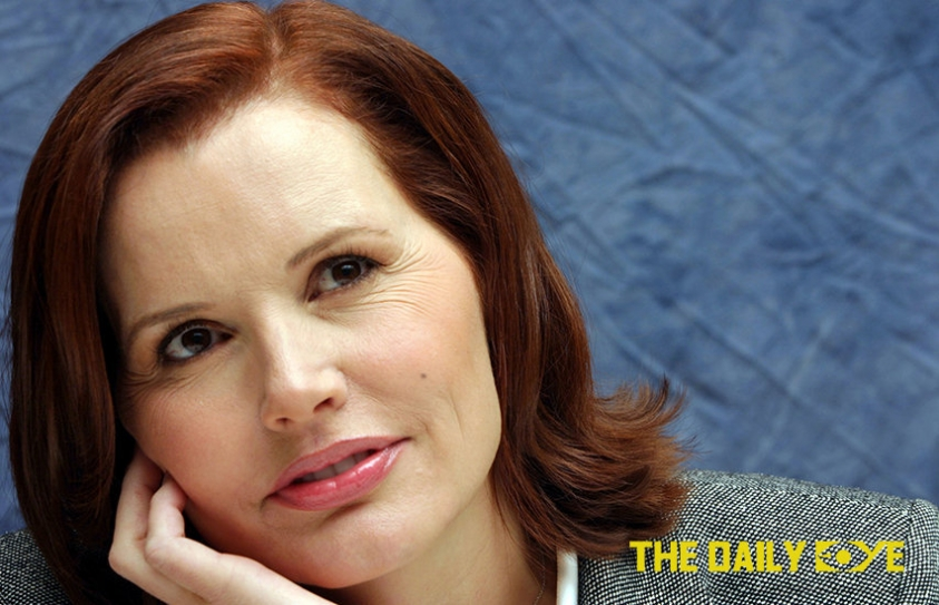 Geena Davis on Empowering Women in the Entertainment Industry