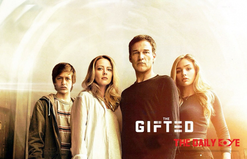 The Gifted - A gripping series that effortlessly sculpts its own niche in a disruptive TV Landscape