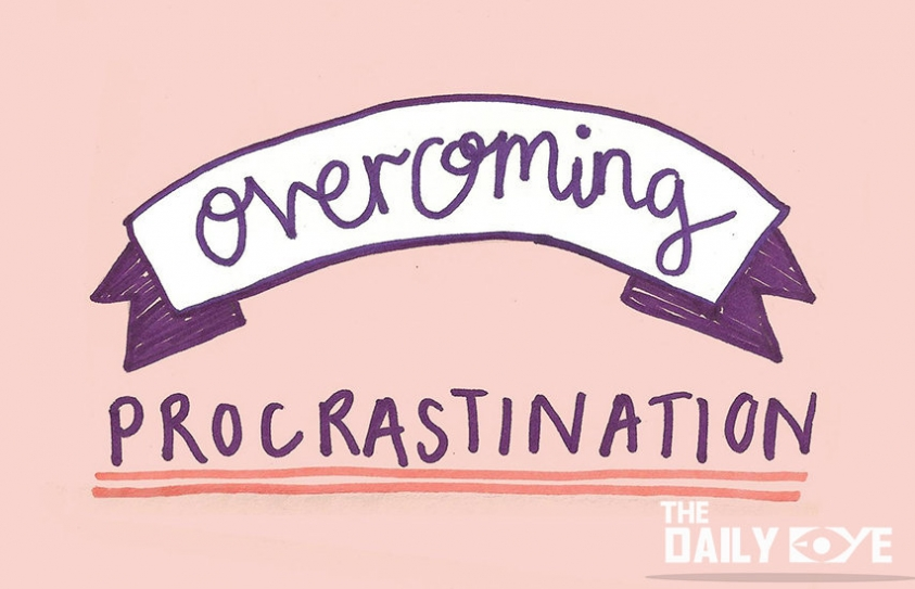 It's Now or Never…How to Stop Procrastinating