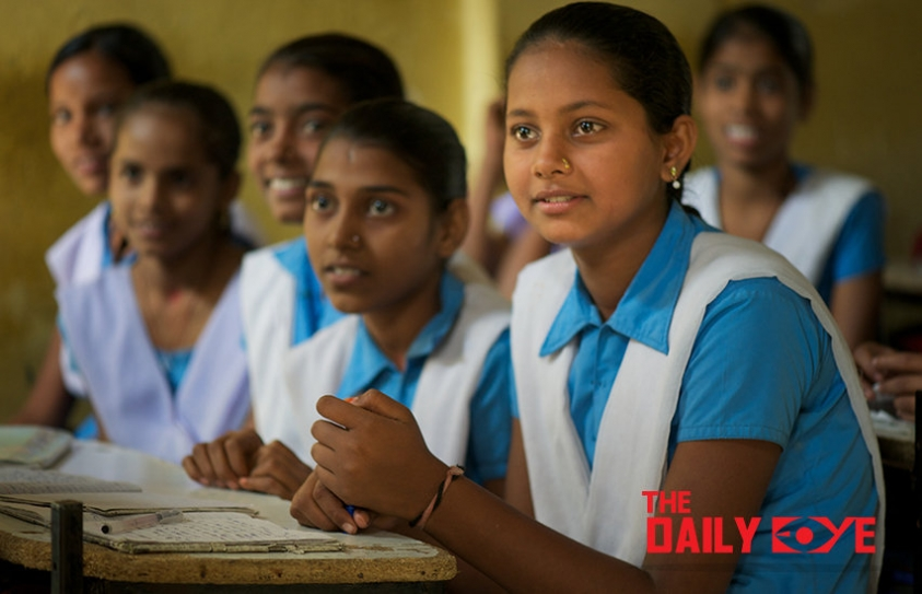 Educate Girls to curb India's ever-growing Population