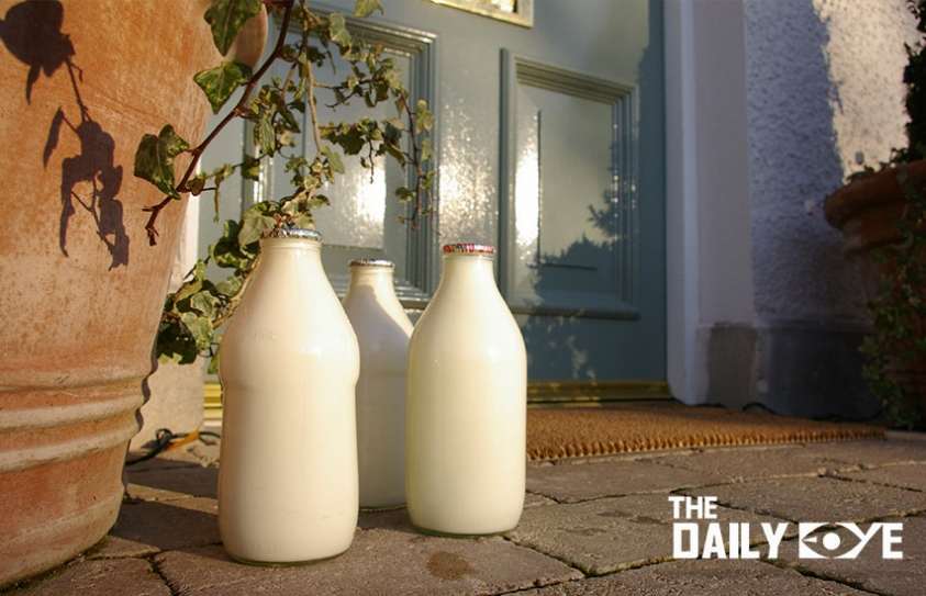 The Return of the Milk Bottles