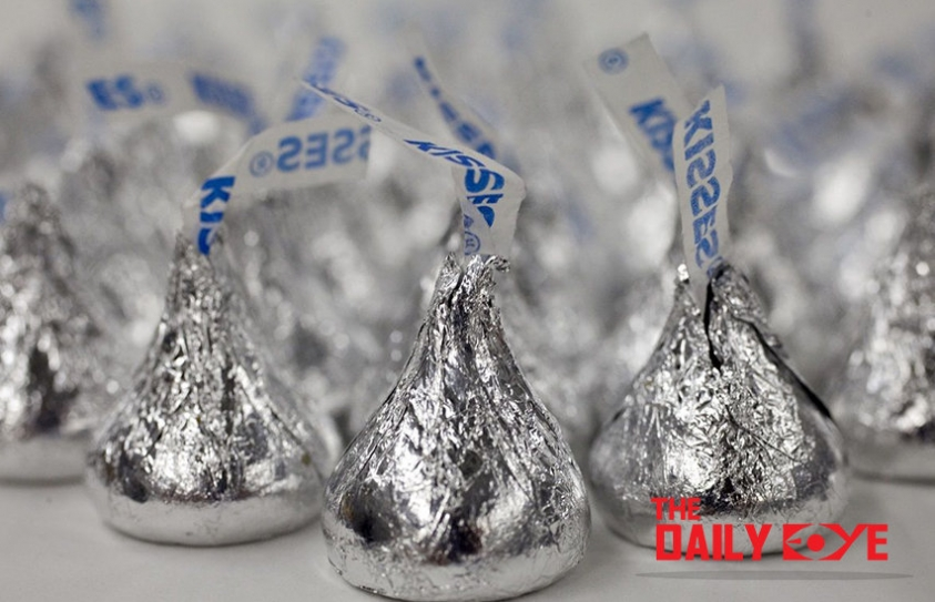 Hershey's $500 Million Story of Sustainable Kisses