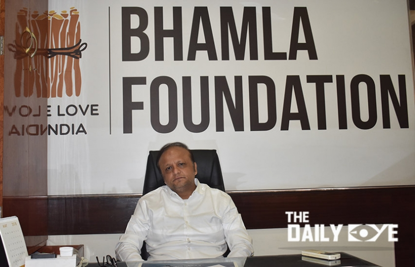 Bhamla Foundation: Working for a Greater Cause