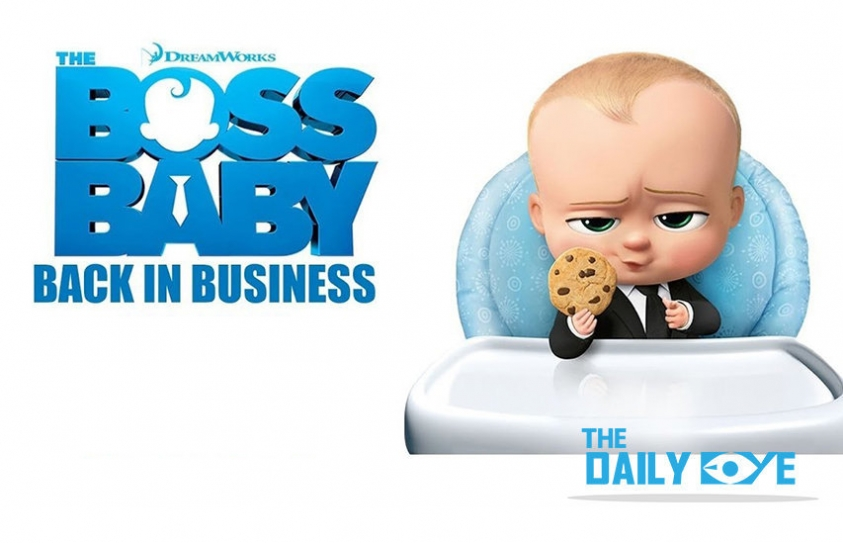 Boss Baby: Back in Business – A Non-Stop Blizzard of Goofiness