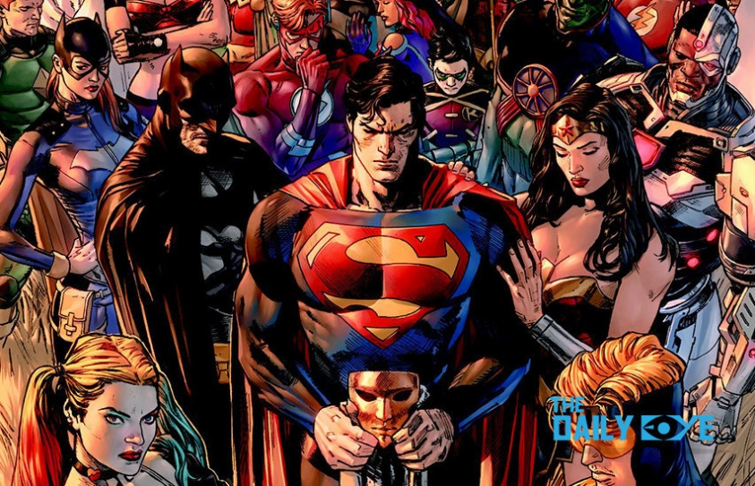 Limited DC Comic Book Series to launch 'Heroes in Crisis'
