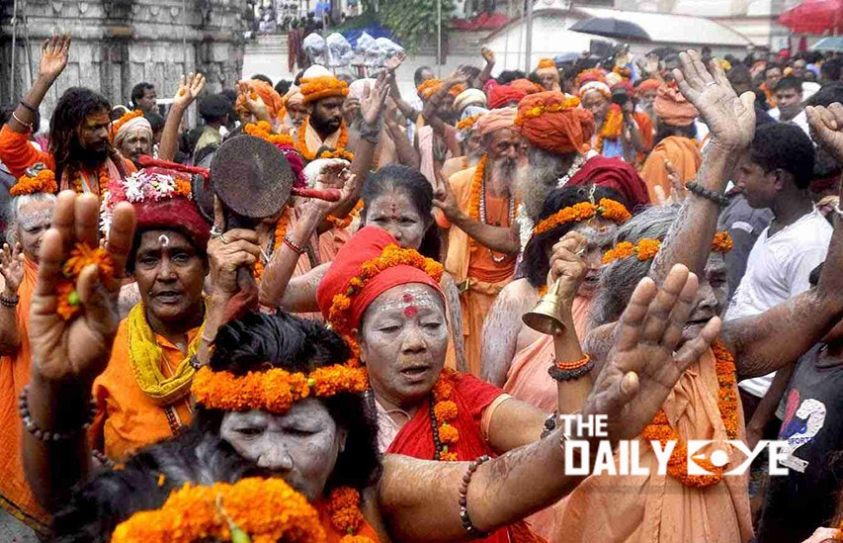 Ambubasi Mela: A Festival that Celebrates Fertility and Rejuvenation