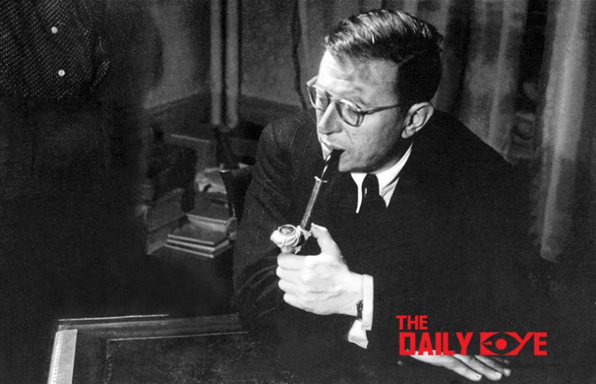 Sartre's Experiment with Drugs and the 'Reprehensible Crabs'