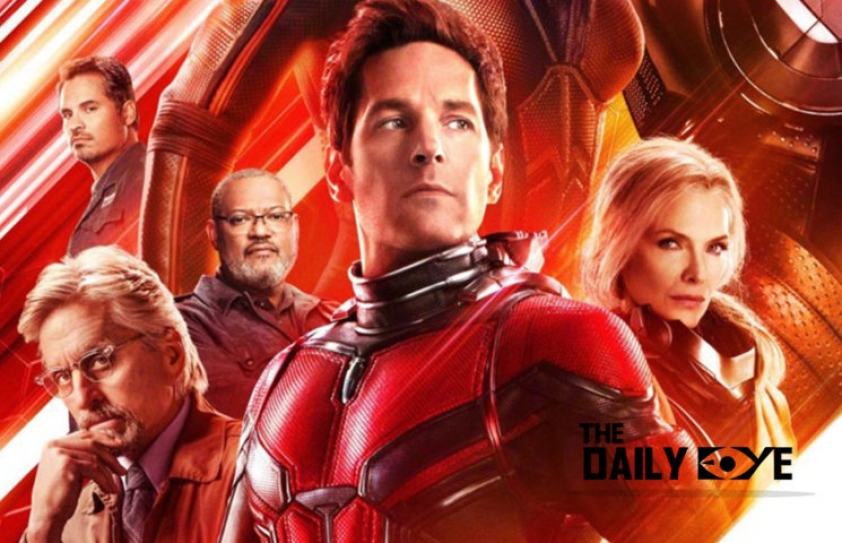 Ant Man and the Wasp – Little Funny