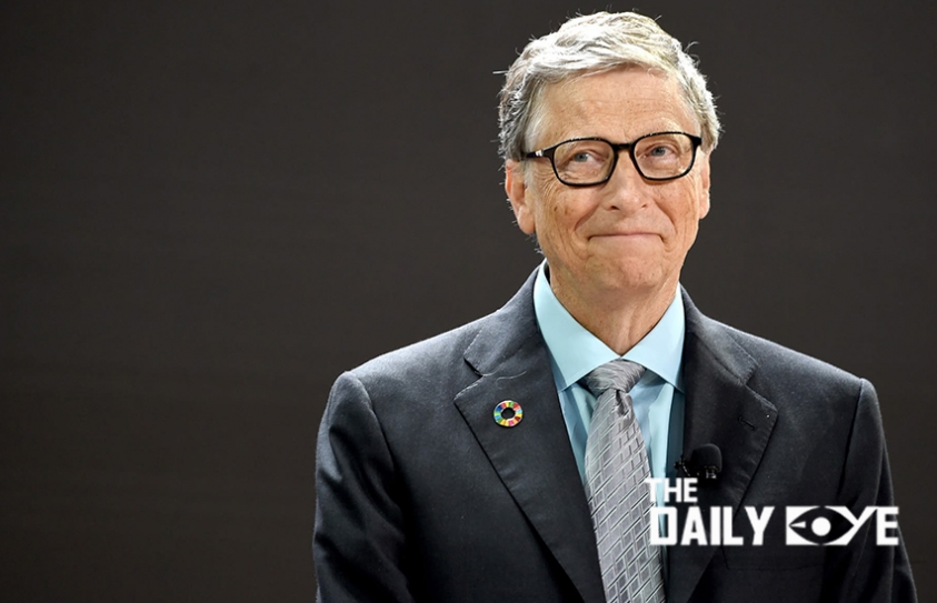 Bill Gates: Tools used to measure Intangible Assets are behind Times