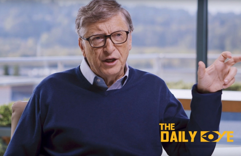 Bill Gates salutes 'Heroes from the Field'