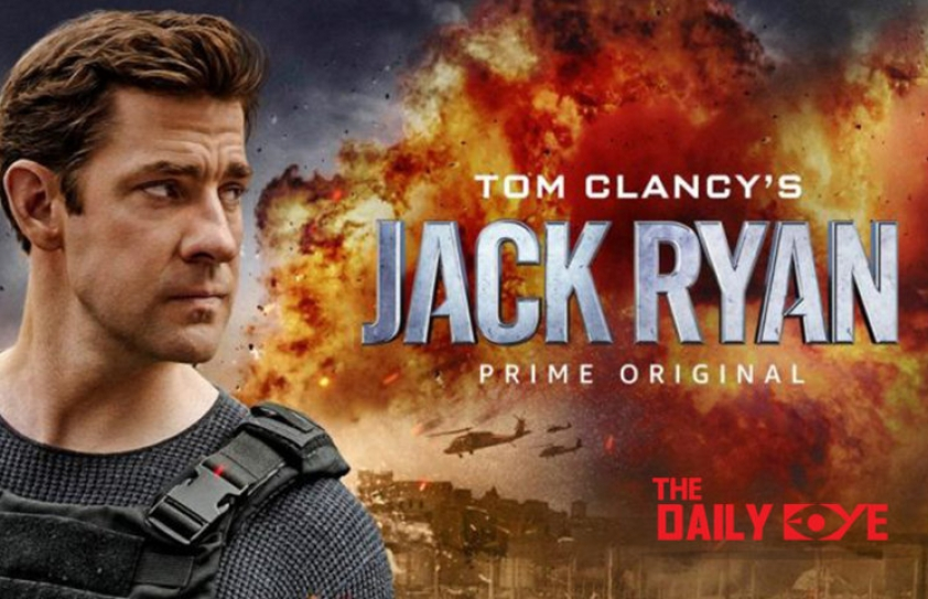 Jack Ryan: How to catch a terrorist?