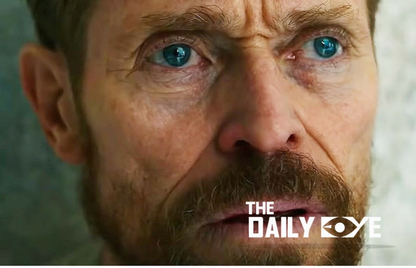 At Eternity's Gate: Willem Dafoe Looks Promising in Vincent Van Gogh Biopic