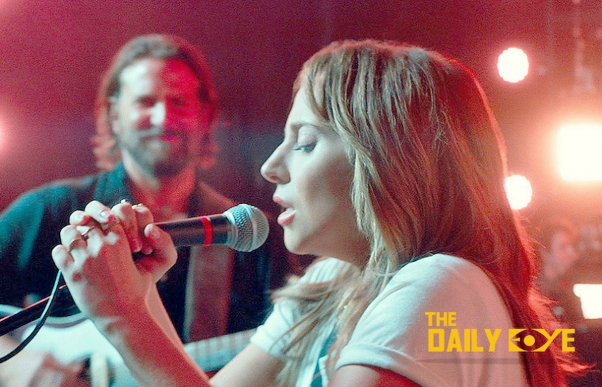 Lady Gaga makes a Stellar Debut in 'A Star Is Born'