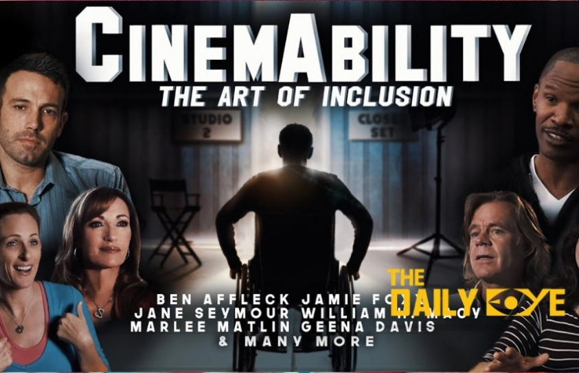 CinemAbility: A Documentary that explores Disability in TV and Films in Hollywood