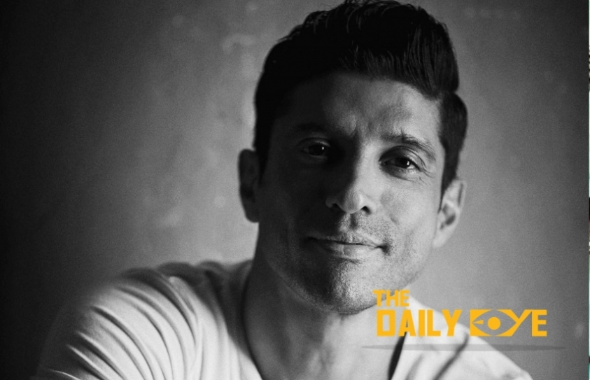 "Farhan Akhtar - ""For Women to feel safe, it is important for Men to Change"""
