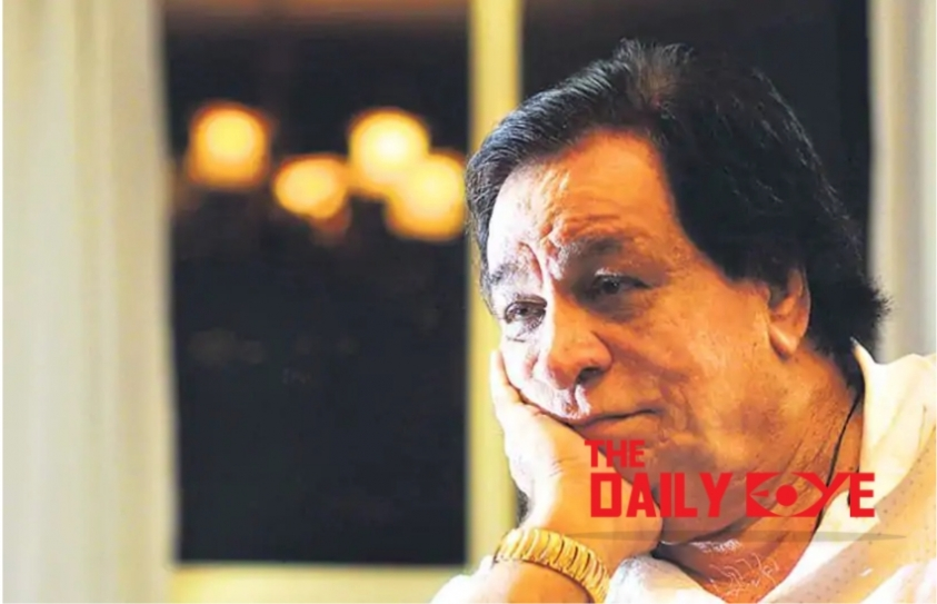 Veteran Actor, Scriptwriter and Dialogue Writer Kader Khan No More