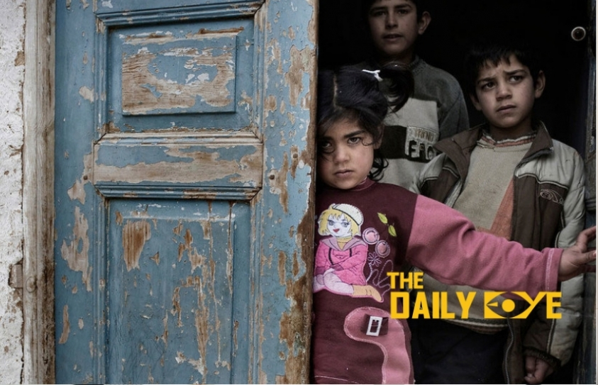 "UNICEF: ""Children living through conflict are hardly guaranteed their Rights."""