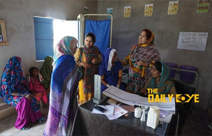 The Himalayan Superwomen: Midwives of Pakistan act as Life-savers
