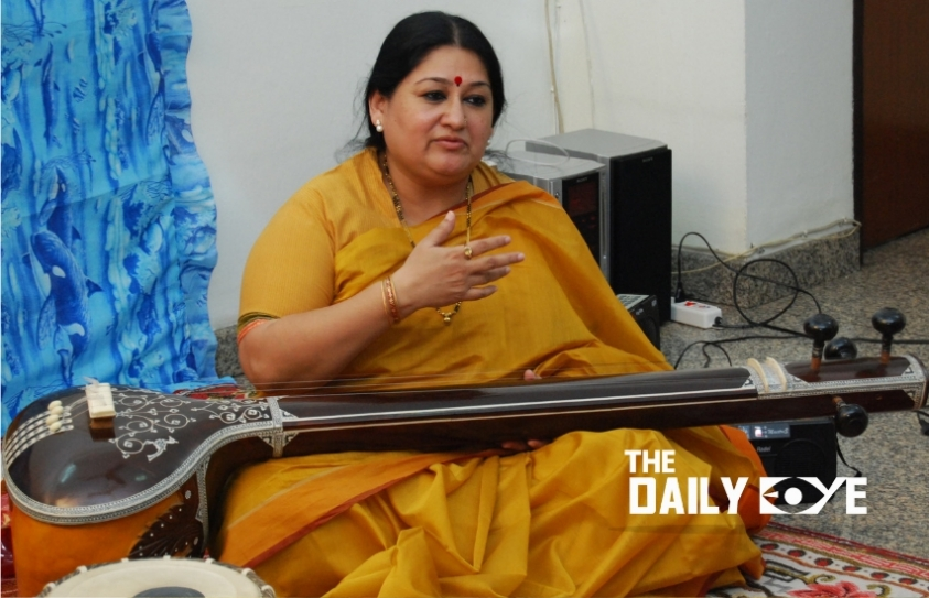 Shubha Mudgal sings a new note for film Evening Shadows