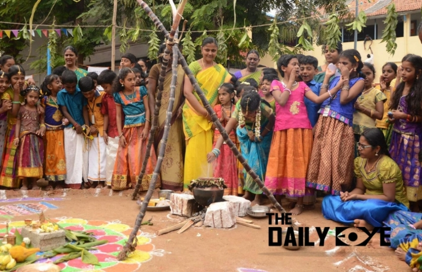 Harvest Festivals celebrated across the Country