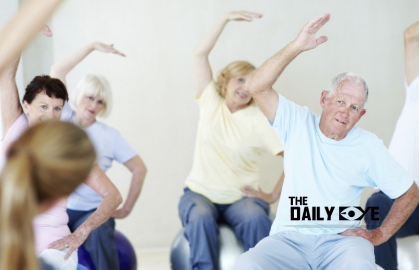 Exercise and activity can preserve brain cells and prevent Dementia