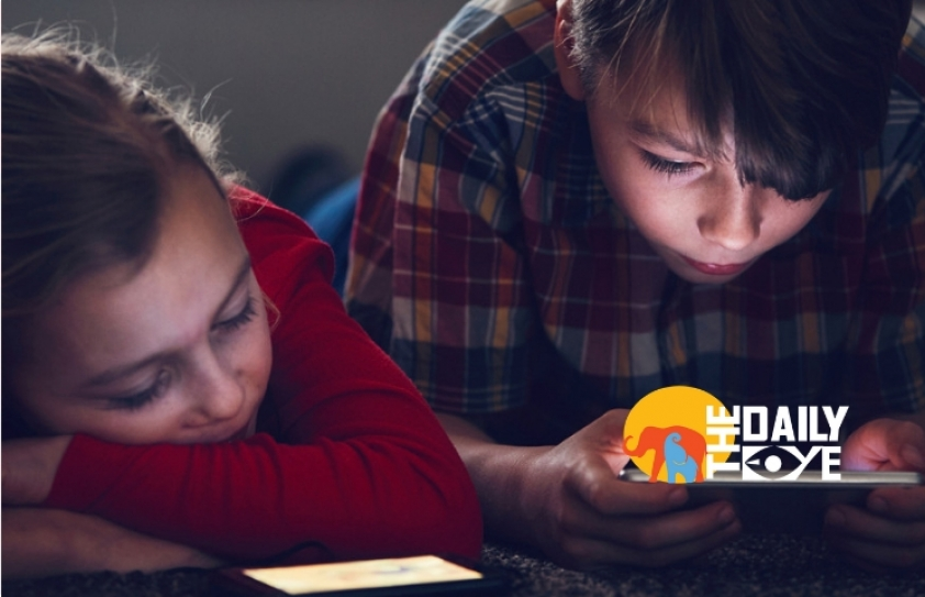 Increasing screen time linked to developmental problems in later childhood