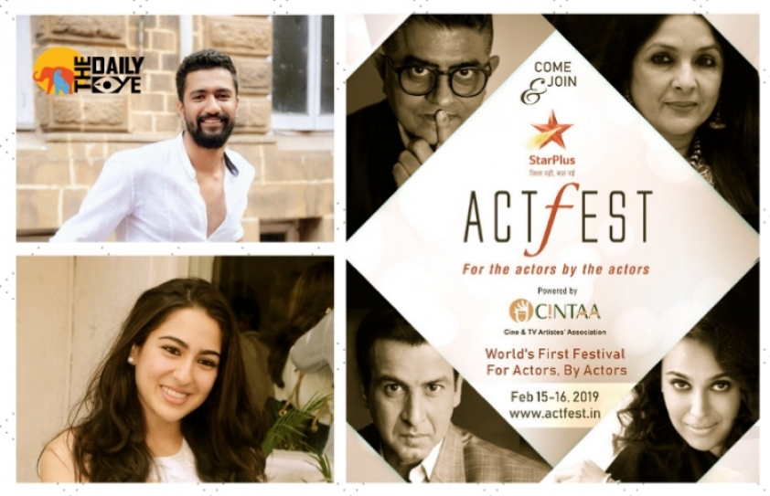 Cintaa's ActFest is a Tribute to the Artiste