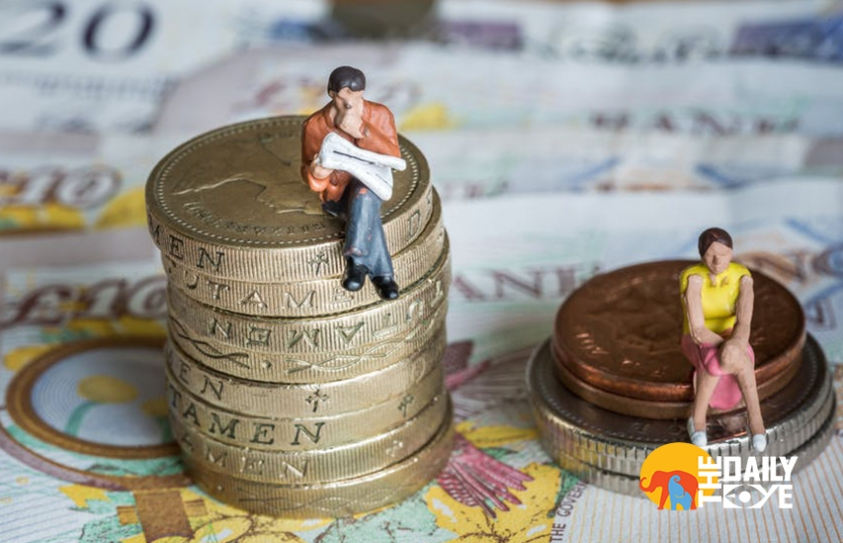 'Gender pay gap wider than last year,' reports BBC