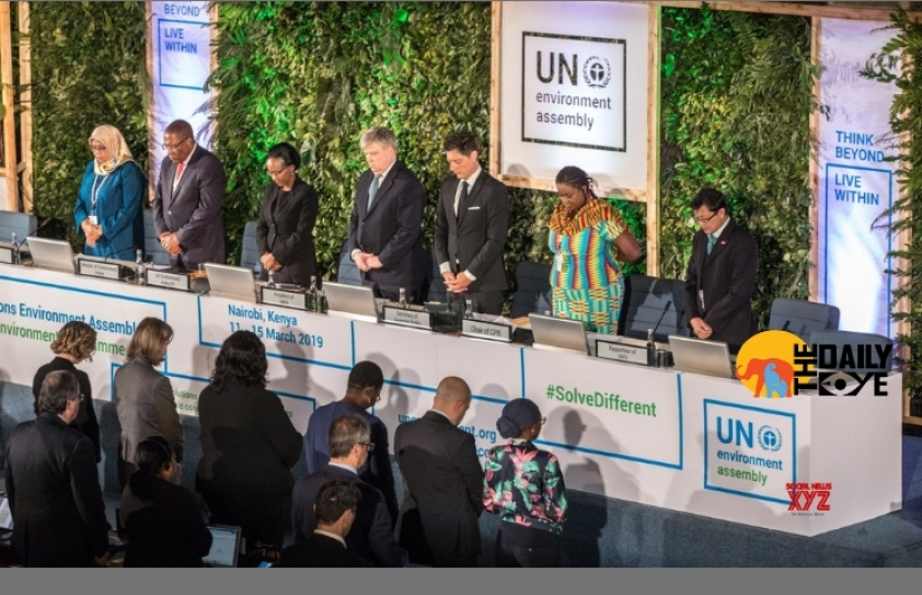 World leaders discuss resolutions for sustainable consumption and production
