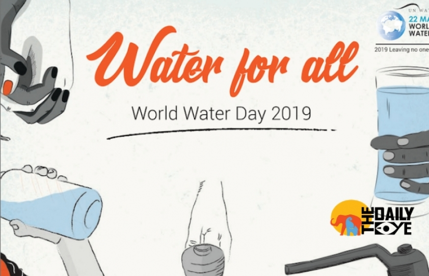 Water for all – Leaving no one behind!