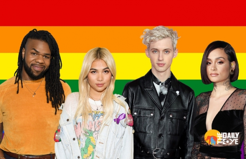 Meet the new generation of gender-fluid pop stars