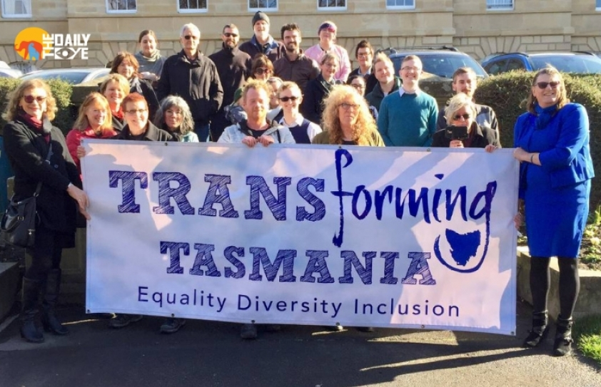 From worst to best: the success story of the Tasmanian gender reform