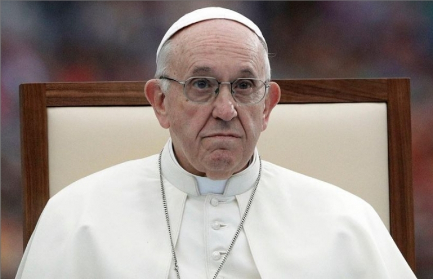Pope urges public authorities to work for our common home, the Earth