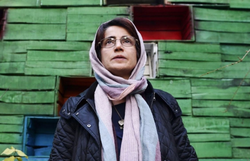 Iranian human rights lawyer jailed for 38 years and sentenced to 148 lashes
