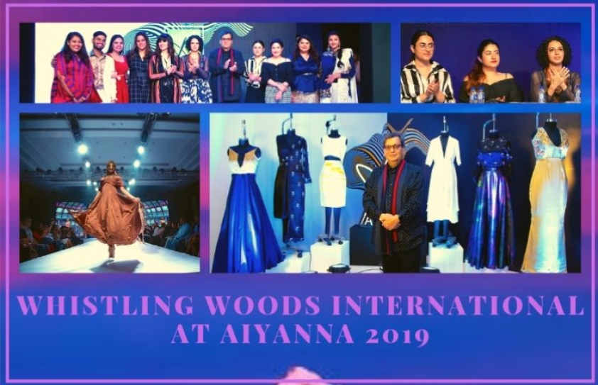 Whistling Woods International at Aiyanna 2019