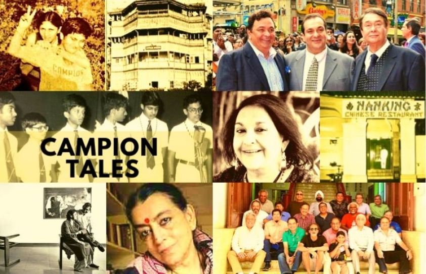 CAMPION TALES OF OLD BOMBAY